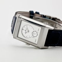 Jaeger-LeCoultre Reverso Duoface Steel Blue United States of America, New Jersey, Oradell
