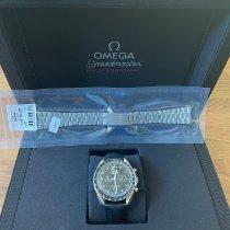 Omega Steel Manual winding Black 42mm new Speedmaster Professional Moonwatch