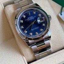 Rolex Datejust Steel 36mm Blue United Kingdom, London