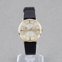 Longines Yellow gold Manual winding Champagne 33mm pre-owned