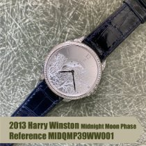 Harry Winston White gold 39mm Quartz MIDQMP39WW001 pre-owned United States of America, Florida, Coral Gables