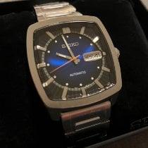 Seiko 5 neu Automatik Uhr mit Original-Box und Original-Papieren SNKP23