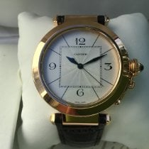Cartier Pasha Rose gold 42mm Silver United States of America, California, Costa Mesa
