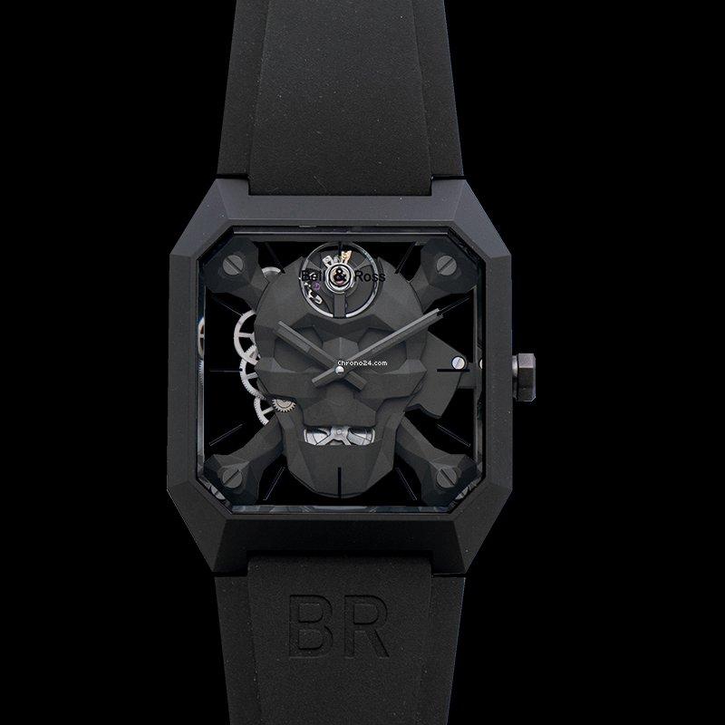 Bell & Ross BR 01 BR01-CSK-CE/SRB 2021 новые