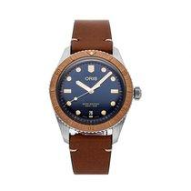 Oris Divers Sixty Five Steel 40mm Blue No numerals United States of America, Pennsylvania, Bala Cynwyd