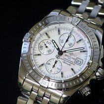Breitling Chronomat Evolution Stahl 43mm