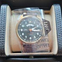 IWC Pilot Spitfire UTC Bronce Verde