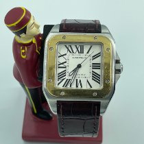 Cartier Steel 33mm Automatic 2878 pre-owned Malaysia