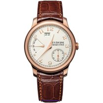 F.P.Journe Octa Rose gold 40mm Silver Arabic numerals United States of America, California, Newport Beach