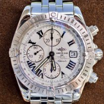 Breitling Chronomat Evolution Steel 44mm Silver No numerals United States of America, Texas, Plano