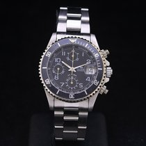 Pryngeps Steel 40mm Automatic CR766 pre-owned
