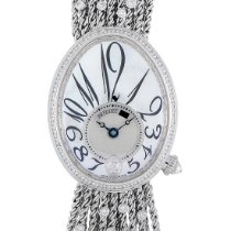 Breguet Reine de Naples White gold 28.5mm Mother of pearl United States of America, Pennsylvania, Southampton