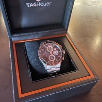 TAG Heuer Stål 43mm Automatisk CAR2A10.BA0799 brukt Norge, Oslo