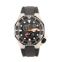 Girard Perregaux Sea Hawk pre-owned 44mm Black Rubber