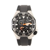 Girard Perregaux Sea Hawk Steel 44mm Black United States of America, New York, New York