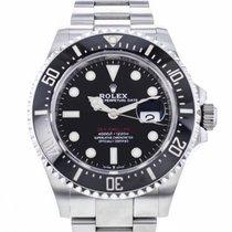 Rolex Sea-Dweller 126600 Nagyon jó Acél 43mm Automata