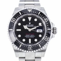 Rolex Sea-Dweller 126600 Very good Steel 43mm Automatic