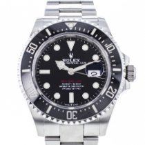 Rolex 126600 Steel 2019 Sea-Dweller 43mm pre-owned
