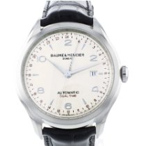 Baume & Mercier Clifton MOA10112 Very good Steel 43mm Automatic