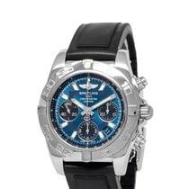 Breitling Chronomat 41 Сталь 41mm Синий