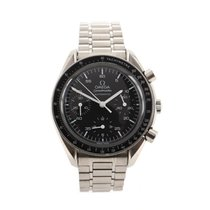 Omega Speedmaster Reduced Steel 39mm Black United States of America, New York, New York
