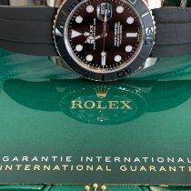 Rolex Yacht-Master 42 White gold 42mm Black No numerals United Kingdom, Carlisle