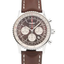 Breitling Navitimer Rattrapante Steel 45mm