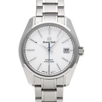 Seiko pre-owned Automatic 40mm White Sapphire crystal 10 ATM