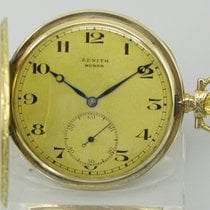Zenith Watch pre-owned 1930 Yellow gold Manual winding Watch only