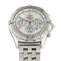 Breitling Shadow Flyback Acero 38mm