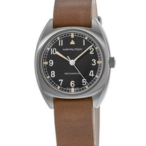 Hamilton Khaki Pilot Pioneer Black United States of America, New York, Brooklyn