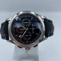 Jaeger-LeCoultre Master Chronograph Steel Black