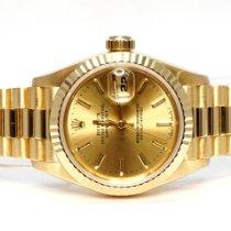 Rolex Lady-Datejust Yellow gold 26mm Gold No numerals United Kingdom, Essex