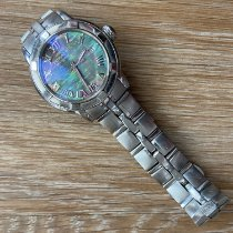 Raymond Weil Parsifal Steel Mother of pearl Roman numerals United Kingdom, Camberley