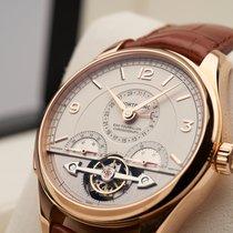 Montblanc Heritage Chronométrie Red gold 44mm Silver Arabic numerals