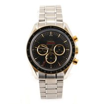 Omega Speedmaster Professional Moonwatch Gold/Steel 42mm Black United States of America, New York, New York