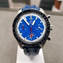 Omega Speedmaster Racing Acciaio 39mm Blu Senza numeri Italia, Castellanza (VA)