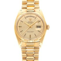 Rolex Day-Date 36 Yellow gold 36mm Champagne United States of America, California, Beverly Hills