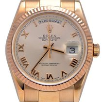 Rolex Day-Date 36 Rose gold 36mm Pink United Kingdom, Wilmslow