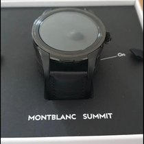 Montblanc Summit Steel 46mm Black United States of America, New Jersey, secaucus