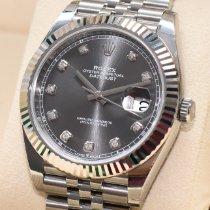 Rolex Datejust II neu 2021 Automatik Uhr mit Original-Box und Original-Papieren 126334