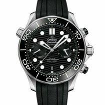 Omega Seamaster Diver 300 M Steel 44mm Black United States of America, Florida, Sarasota