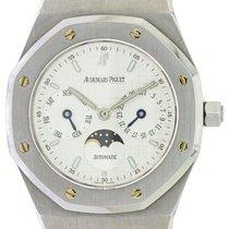 Audemars Piguet Royal Oak Day-Date Steel White