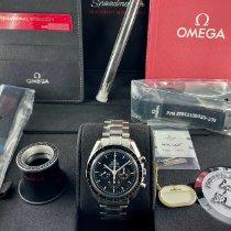 Omega Speedmaster Professional Moonwatch 311.30.42.30.01.005 Novo Aço 42mm Corda manual