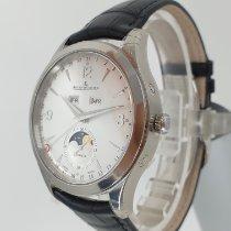 Jaeger-LeCoultre Master Calendar Stahl 39mm Silber Arabisch