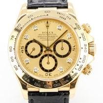 Rolex 16518 Or jaune 1993 Daytona 40mm occasion