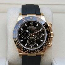Rolex 116518LN-0040 Geelgoud 2021 Daytona 40mm nieuw