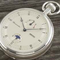Zenith Silver Manual winding White 59,50mm new