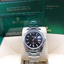 Rolex Datejust 41 126334 Nienoszony Stal 41mm Automatyczny
