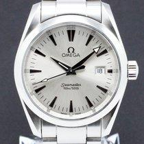 Omega Seamaster Aqua Terra Acier 36mm Argent